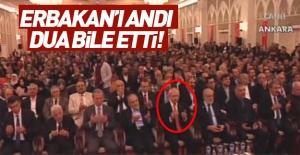 Kılıçdaroğlu Erbakan'ı anma programına katıldı