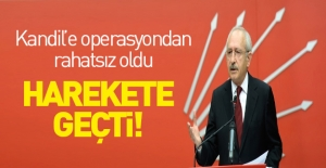 Kılıçdaroğlu Kandil'e operasyondan rahatsız oldu