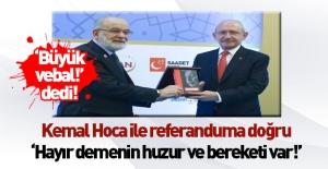 Kılıçdaroğlu referandum yaklaştıkça dini söylemlerini artırıyor