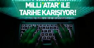 Milli 'ATAR' ile siber saldırılar tarihe karışıyor