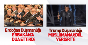 Oscar kazanan ilk müslüman: Mahershala Ali