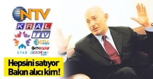 Star, NTV, Kral TV, NTV Spor satılıyor...