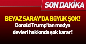 Trump'tan CNN,...