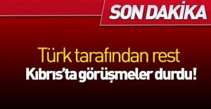 Türk tarafından rest!