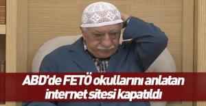 ABD'de FETÖ okullarını anlatan internet sitesi kapatıldı