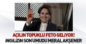 Açılın Meral Akşener geliyor!