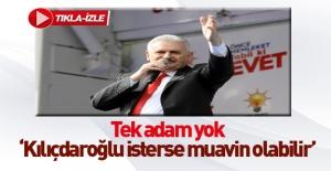 Başbakan Amasya'da