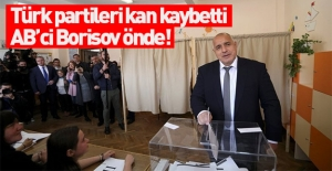 Bulgaristan seçimlerini Borisov'un partisi önde götürüyor
