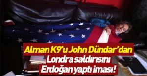 Can Dündar Erdoğan'ı hedef gösterdi