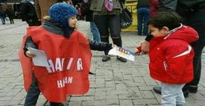 CHP el kadar çocukları sahaya sürdü!
