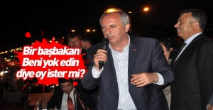 CHP'li İnce'den açıklamalar!