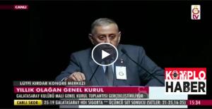Erdoğan'a teşekkür eden Galatasaraylı yuhalandı!