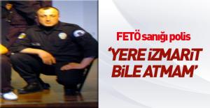 """FETÖ sanığı polis mahkemede """"çevreci"""" kesildi!"""