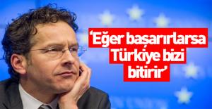 Hollandalı bakandan Türkiye itirafı