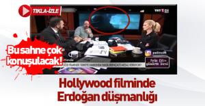 Hollywood filmi Spectral'da Cumhurbaşkanı Erdoğan düşmanlığı