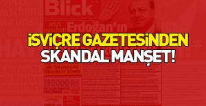 İsviçre#039;nin Blick gazetesinden...