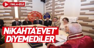 """Kılıçdaroğlu """"Evet""""siz nikahta..."""