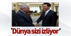 Koreli Bakan: Dünya Türkiye#039;yi...