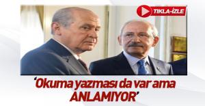 MHP lideri Bahçeli Kayseri'de
