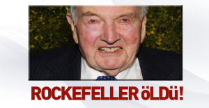 Milyarder David Rockefeller öldü!
