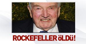 Milyarder David Rockefeller öldü!