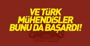 Türk mühendislerden yeni hamle!
