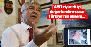 """""""ABD, ziyareti iyi değerlendiremezse Türkiye eksenini..."""""""