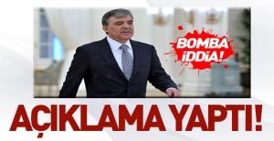 Abdullah Gül#039;den gizli görüşme...