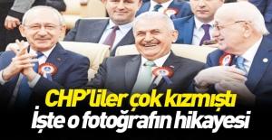 Kılıçdaroğlu'na kahkaha attıran fotoğraf
