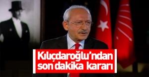 Kılıçdaroğlu#039;ndan yeni çıkış!
