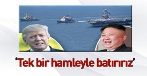 Kuzey Kore ve ABD karşılıklı tehditleşiyor!