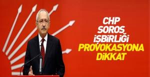 Soros Türkiye'de! CHP'den tehlikeli çağrı