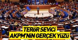 Terör sevici AKPM'nin gerçek yüzü!