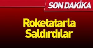 Türkiye'ye roketatarlı saldırı! TSK'dan açıklama