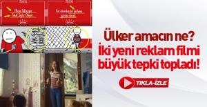 Ülker#039;in reklam filmleri büyük...