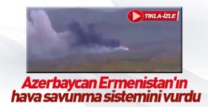 Azerbaycan Ermenistan#039;ın hava...