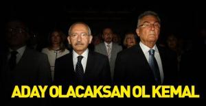 Baykal'dan Kılıçdaroğlu'na: Aday olacaksan ol