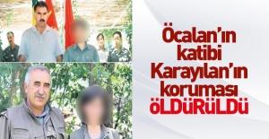 Bitlis'te PKK'lı terörist kadın öldürüldü