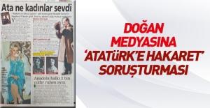 Doğan Grubuna 'Mustafa Kemal' soruşturması