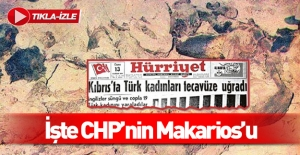 İşte CHP'nin Makarios'u