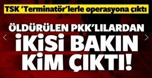PKK şokta! Öldürüldüler...