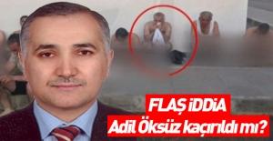 Talip Doğan Karlıbel'den Adil Öksüz iddiası