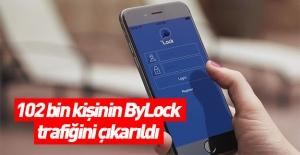 BTK 102 bin kişilik ByLockçu listesinin trafiğini çıkardı
