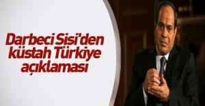 Darbeci Sisi'den küstah Türkiye açıklaması