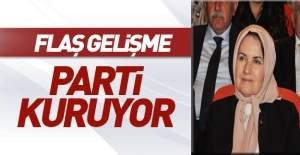 Meral Akşener siyasete parti lideri...