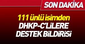 Nuriye Gülmen ve Semih Özakça için 111 isimden bildiri