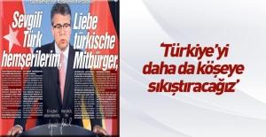 Almanya#039;dan yeni tehdit!