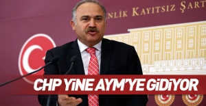 CHP yine AYM'ye gidiyor!