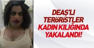 DEAŞ#039;lı teröristler kadın...