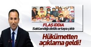 Hükümetten 'Adil Öksüz' açıklaması